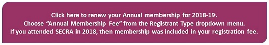 Membership Fee Button